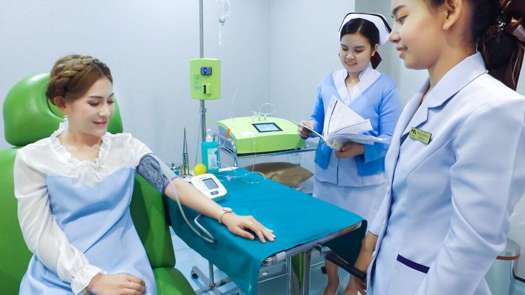 ozone by nurse