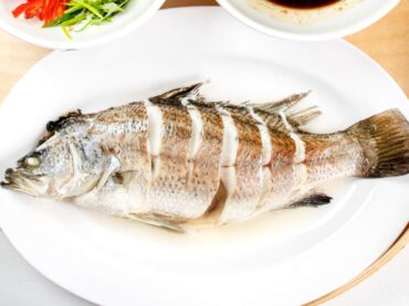 fish for good health